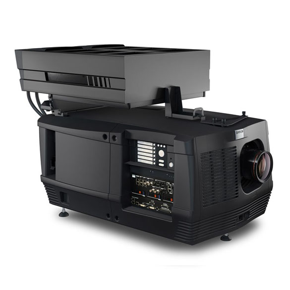 Smart Laser cinema projectors