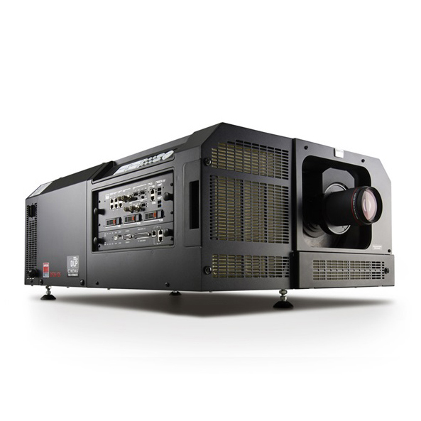 Lamp-based cinema projectors