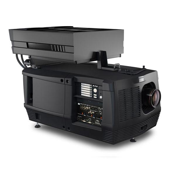 Smart Laser cinema projectors