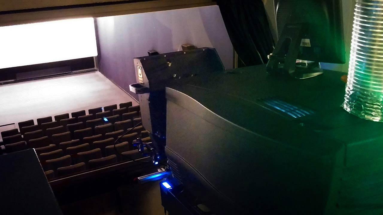 CineBright™ in action, Pic 3, Belgium 2014