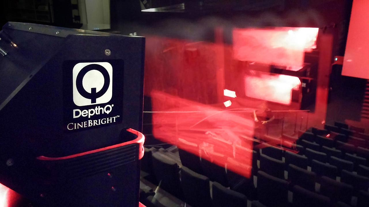 CineBright™ in action, Pic 4, Belgium 2014