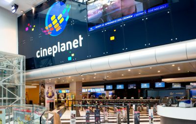 Cinionic and Bardan power first all-laser multiplex in Chile with Cineplanet