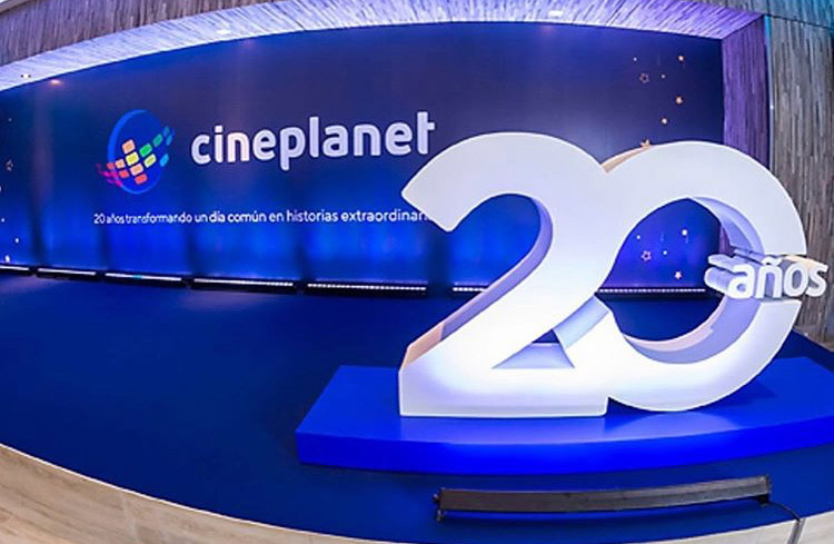 Cineplanet Celebrates its 20th Anniversary!