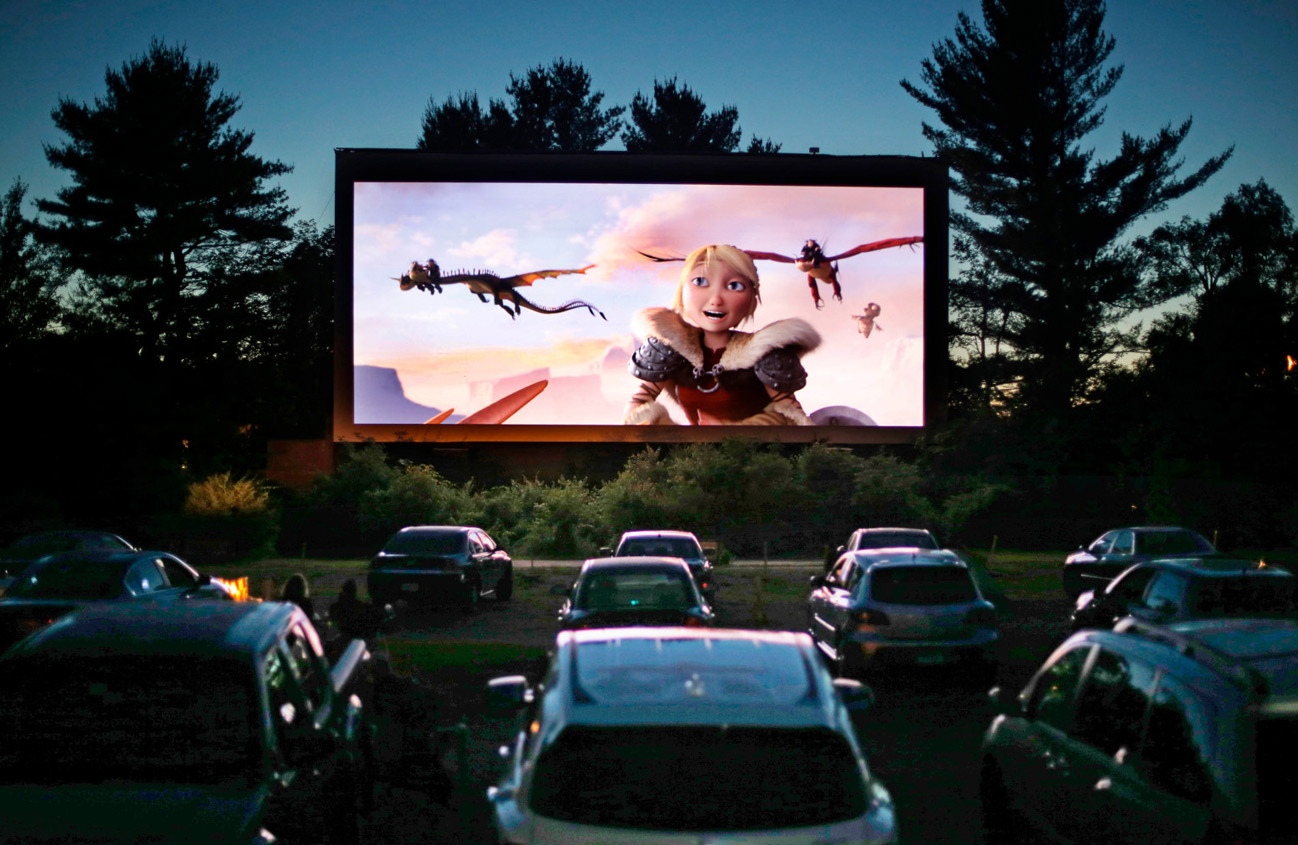 Drive In Movie Theaters Thrive Let Us Help You Setup Your Own