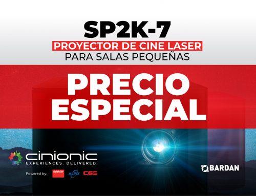 Proyector Barco SP2K-7 – Precio Especial!